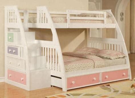 diy built  bunk bed plans twin  full  build