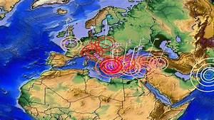 30/04/16 - Earthquakes Strike Across Europe + Pacific ...