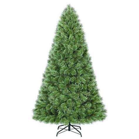 7 ft carson cashmere pine christmas tree at menards 174