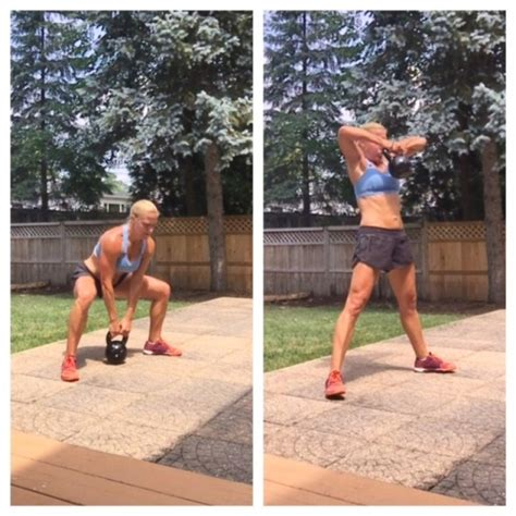 kettlebell swings sdhp exercises busy challenging