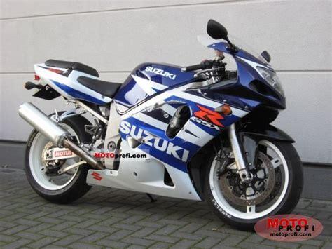 suzuki gsx r 600 2003 specs and photos