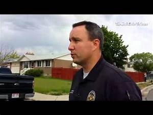 UPD Lt. Justin Hoyal briefing media on a Kearns homicide ...