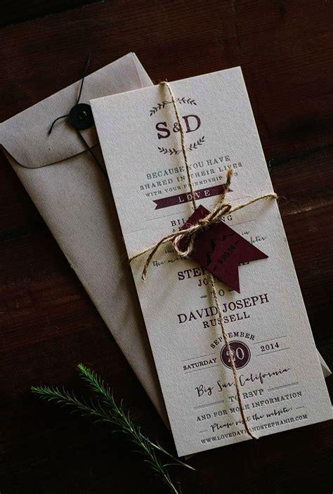 Pin on DIY Wedding Invitations