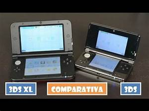Nintendo 3ds Xl Auf Rechnung : nintendo 3ds xl an lisis review comparativa con 3ds original hd youtube ~ Themetempest.com Abrechnung