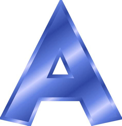 clipart letters blue clipart letters blue transparent     webstockreview
