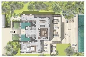 une villa plan des idees novatrices sur la conception et With toit en verre maison 9 vaste maison familiale detail du plan de vaste maison