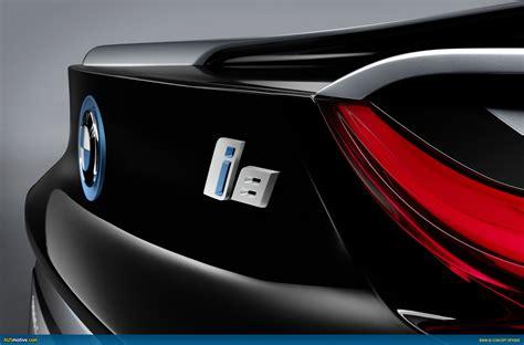 Ausmotivecom Bmw I8 Concept Spyder Revealed