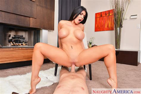 Romi Rain And Dylan Snow In Naughty America Naughty