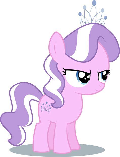 diamond tiara   pony mlp diamond tiara pony