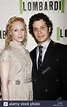 Angela Christian and Thomas Kail Opening night of the ...