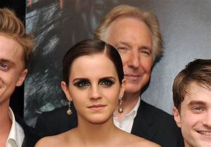 Twitter Users Slam Emma Watson For Her Tribute to Alan ...