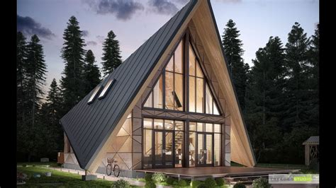 triangular form 25 house designs with triangular forms youtube