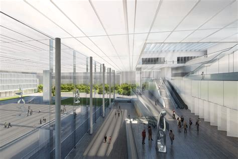 jürgen engel architekten ksp j 252 rgen engel wins competition for new shenzhen museum and library archdaily