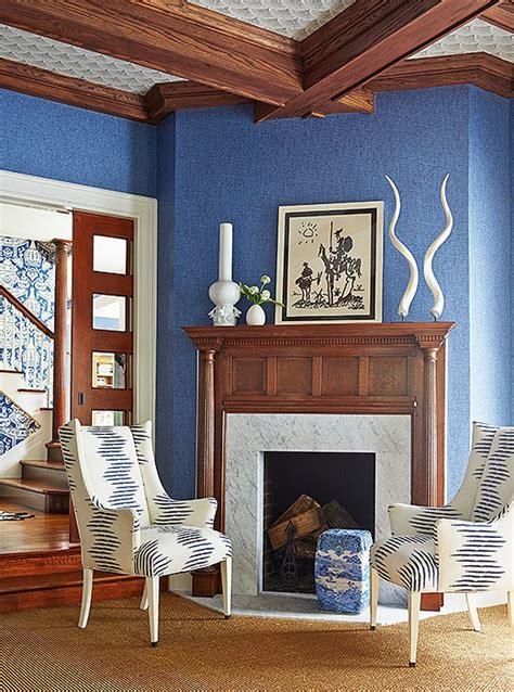 beautiful decorating ideas  blue  white