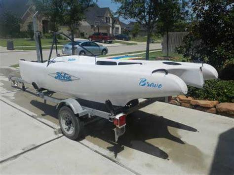 hobie bravo  katy texas sailboat  sale