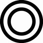 Circles Concentric Icon Svg Onlinewebfonts