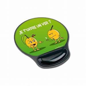 tapis de souris humour lorrain personnalisable ergonomique With tapis de souris ergonomique personnalisé