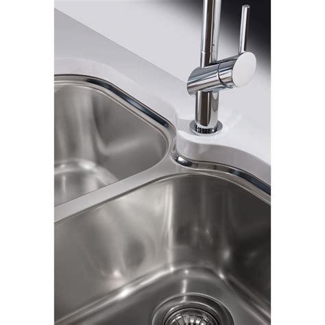 Oliveri Monet Double Bowl Undermount Sink  Bunnings Warehouse