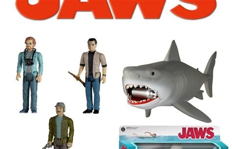 Jaws Boat Figure by Funko S Jaws Figure Line