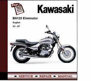 Kawasaki Bn125 Eliminator 1998