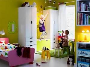 Ikea Chambre D Enfant : chambres d enfants by ikea fais toi la belle ~ Teatrodelosmanantiales.com Idées de Décoration