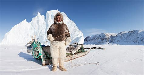seal hunters  greenland  photo essay hakai magazine