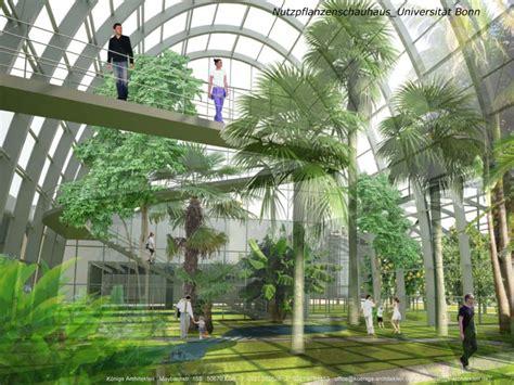 Botanischer Garten Bonn Nutzpflanzen by Neues Schaugew 228 Chshaus Uni Bonn Innenansicht Uninews