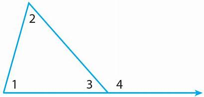 Angle Exterior Theorem Using Worksheet Onlinemath4all