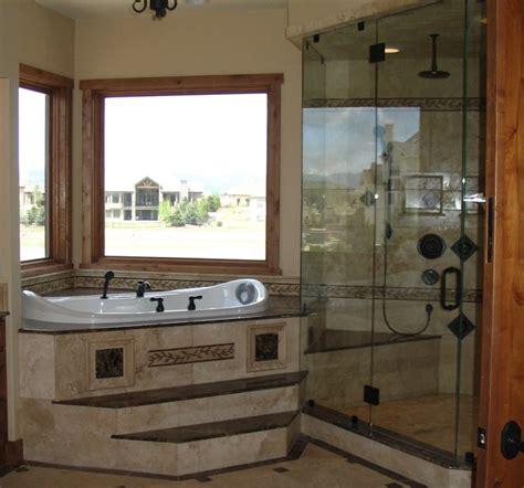 masterbathroomlayout step   corner whirlpool