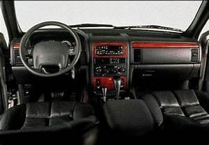 Fiche Technique Jeep Cherokee Cherokee 2 5 Td Sport 1998
