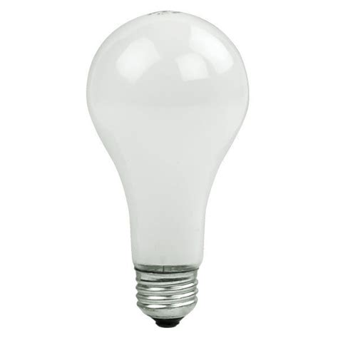 150 watt light bulb equivalent 150 watt light bulb frost sylvania 13101