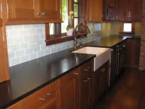black glass backsplash kitchen chosing a backsplash with black granite counters kitchens forum home black