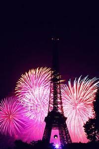 FREEIOS7 paris-fireworks - parallax HD iPhone iPad wallpaper