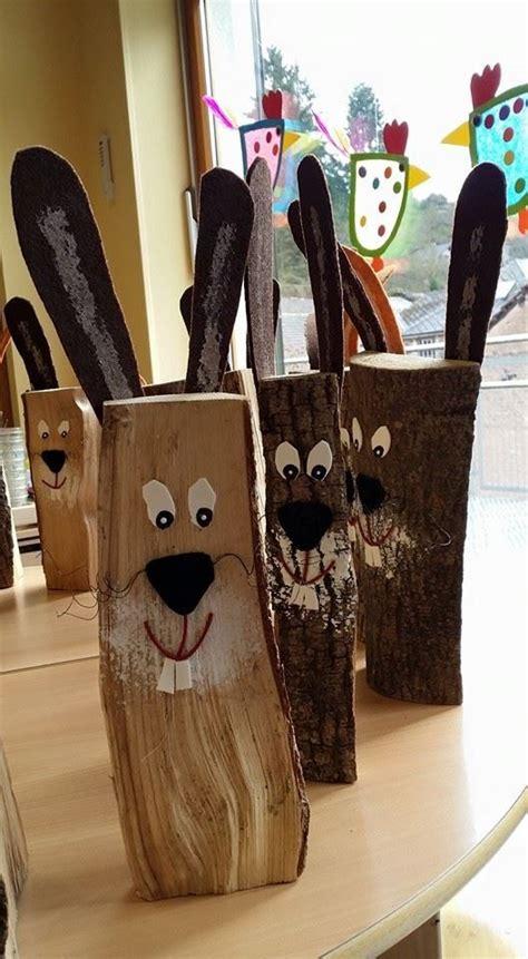 Bastelideen Fuer Idock Aus Holz by Lapins Kot Kot Kodei Kom Uit Je Ei Pasen Easter