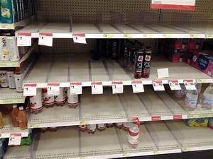 Expect, More, Empty, Shelves, Frustrate, Target, Customers, Execs