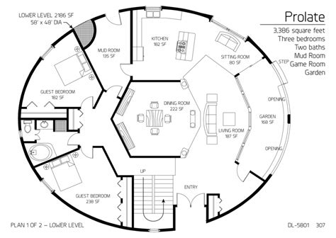 beautiful monolithic dome homes floor plans  home