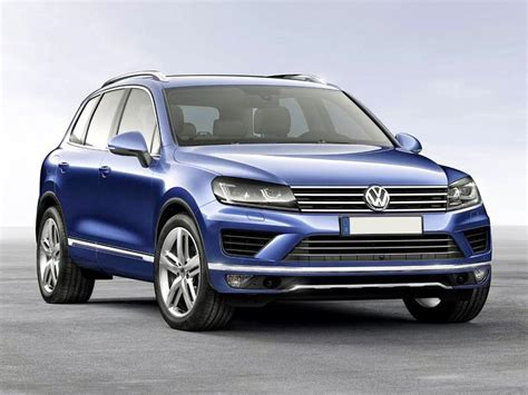 volkswagen touareg price towing capacity  tdi