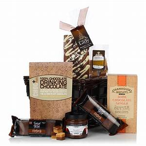 Chocolate Gift Set Hampers Alcohol