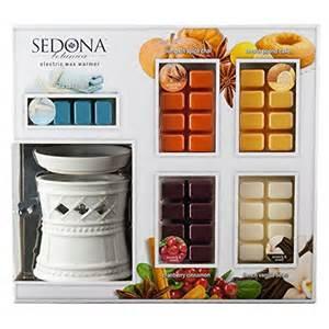 White Pumpkin Wax Warmer by Sedona Botanica Electric Wax Warmer White With 5 Different