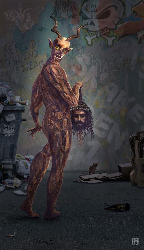 ArtStation - Devil, Nathan Colot
