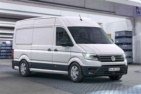 Volkswagen Crafter 2019 by 2018 2019 Volkswagen Crafter 2nd Generation Of The