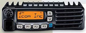Vhf Radio Frequency Chart F5021 Vhf And Uhf Transceivers Features Icom America