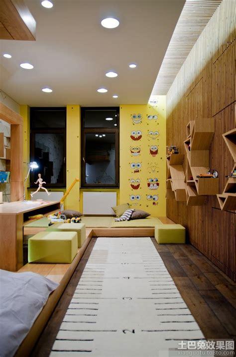 Chic Bedroom Ideas - 儿童房榻榻米装修效果图大全2013 土巴兔装修效果图
