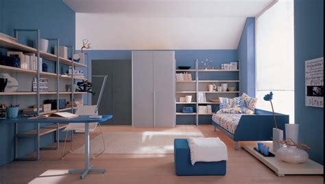different colour wall painting for study room image of