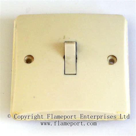 Plastic Light Switches