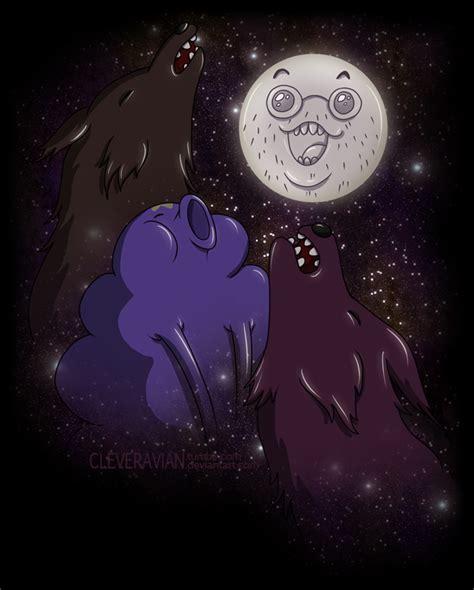 3 Wolf Moon Meme - three wolf moon