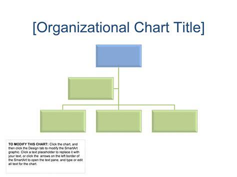 Free Organizational Charts & Templates