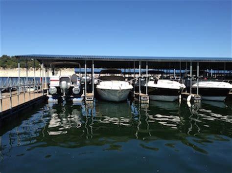 Boat Slip Lake Travis by Lake Travis Marina Slips Tx West Marina