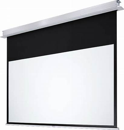 Screen Projector Recessed Projection Ceiling Grandview Ultimate