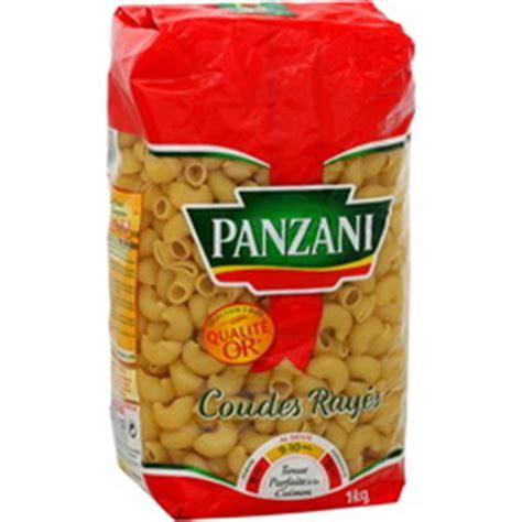 pates coudes panzani 1kg tous les produits p 226 tes nouilles prixing